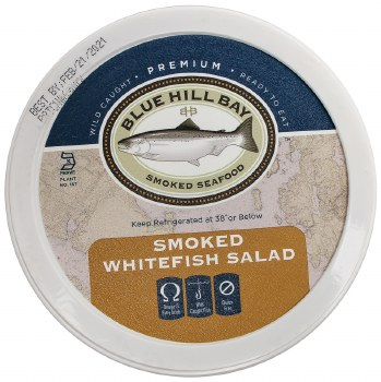 Smoked Whitefish Salad 8oz