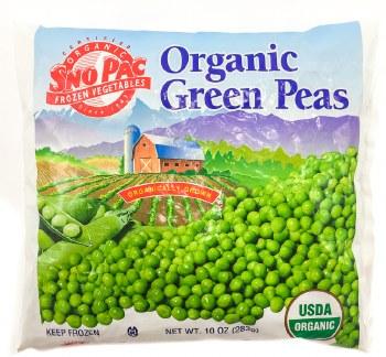 Frozen Peas 10oz