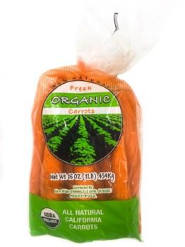 Bagged Carrots 1lb
