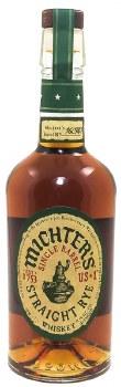Michter's Straight Rye Whiskey 750ml