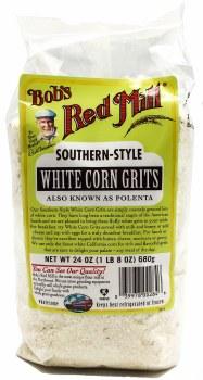 White Corn Grits 24oz