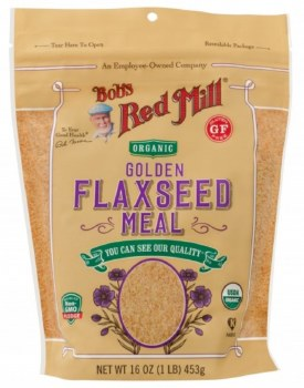 Golden Flax Seed Meal 16oz