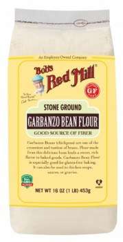 Garbanzo Chick Pea Flour 16oz