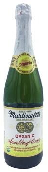 Sparkling Cider 25.4oz