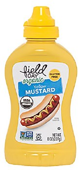 Stone Ground Mustard 8oz