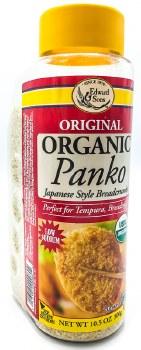 Organic Panko Breadcrumbs 10.5