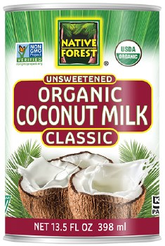 Organic Coconut Milk 13.5 oz