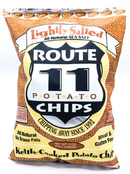 Lightly Salted Potato Chips 6oz