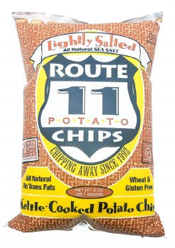 Lightly Salted Potato Chips 2oz