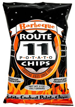 Barbeque Potato Chips 2oz