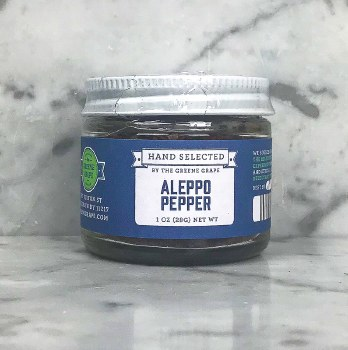 Aleppo Chili Flakes 1oz