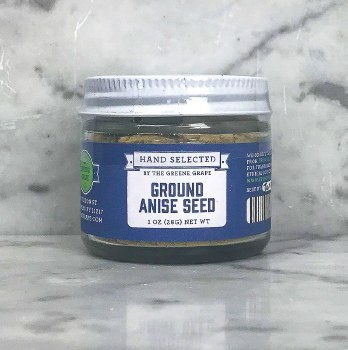 Anise Seed, Ground 1.1oz