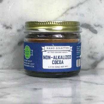 Non-Alkalized Cocoa Powder 1.5oz
