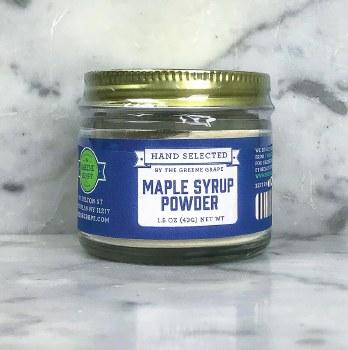 Maple Syrup Powder 1.5oz