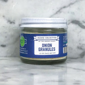 Onion Granules 1.2oz