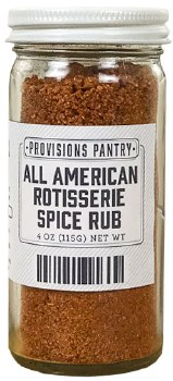 Spice Rub 4oz