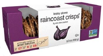 Fig & Olive Crisps 5.3oz