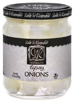 Tipsy Onions 10.9oz