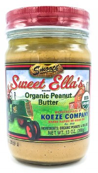 Smooth Peanut Butter 13oz
