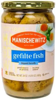 Gefilte Fish 24oz