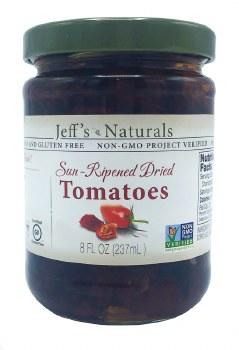 Sun Dried Tomatoes 8oz