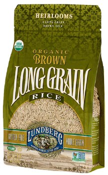 Long Grain Brown Rice 32oz