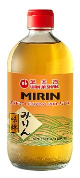 Mirin Rice Wine 15oz