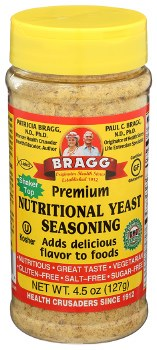 Nutritional Yeast 4.5oz