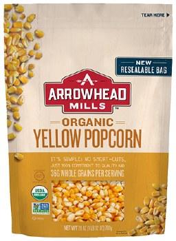 Organic Popcorn 28oz