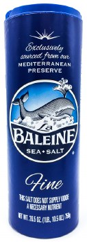 Fine Sea Salt 28oz