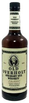 Overholt & Co. Straight Rye Whiskey 750ml