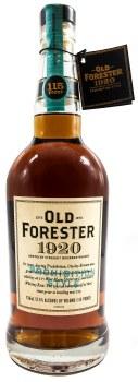 1920 Prohibition Style Bourbon
