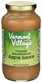 Organic Applesauce 24oz