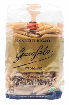 Whole Wheat Penne Ziti Rigate 16oz