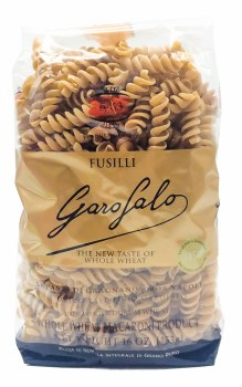 Whole Wheat Fusilli Pasta 16oz