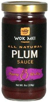 Plum Sauce 8oz