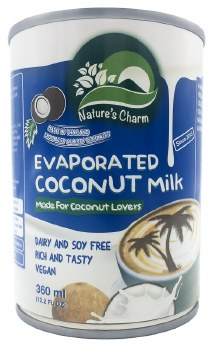 Evaporated Coconut Milk 12.2oz