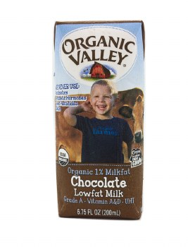 Low Fat Chocolate Milk, 6.5oz
