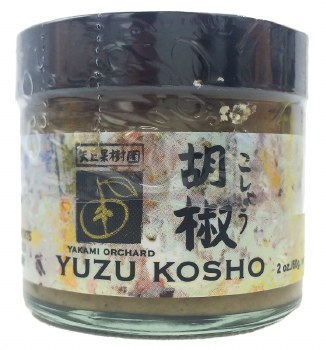 Yuzu Kosho Green 2oz