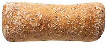 12 Grain Ciabatta Roll
