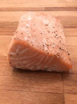Roasted Salmon Filet (1/4lb)