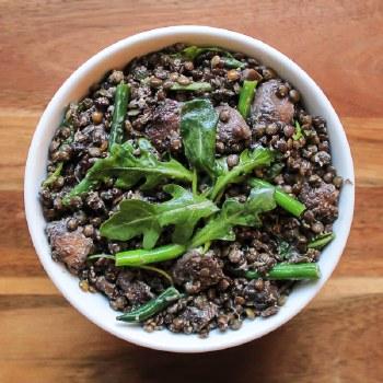 French Lentil Salad (1/2lb)