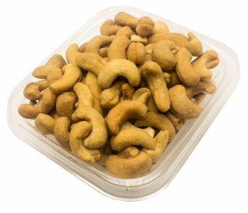 Whole, Salted Cashews