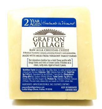 Grafton Cheddar, Aged 2 Years (1/2lb)