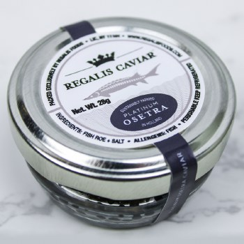 Platinum Osetra Caviar 1oz