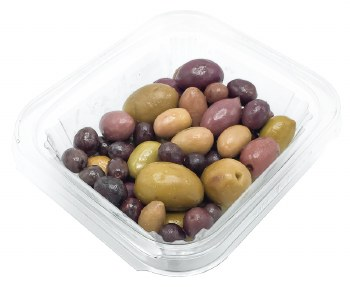 Spanish Olives, Mixed (1/2lb)