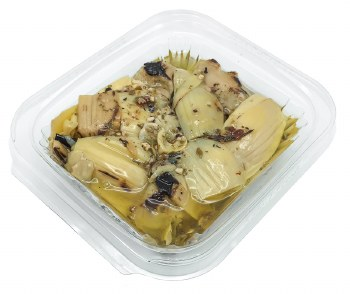 Marinated Grilled Artichokes (1/2lb)