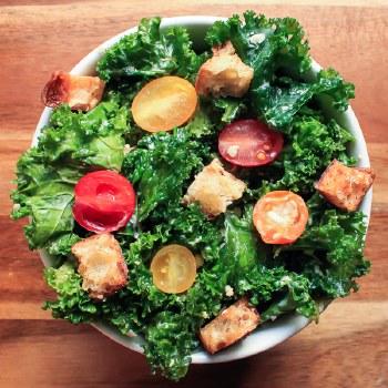 Kale Caesar Salad (1/2lb)