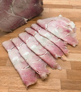 Maple Glazed Ham