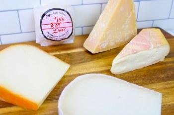 Women in Cheese Box
